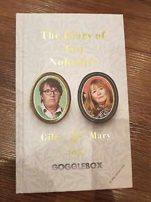 GOGGLEBOX, GILES AND Mary,The Diary of Two Nobodies