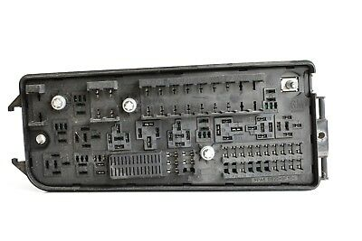 #6336 vauxhall opel vectra c signum fuse box 13144708 up