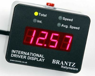 Trip Brantz International 2S Pro - Affichage conducteur (BR71)