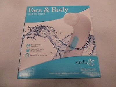 Studio 35 Home Spa System - New - Aa 8175