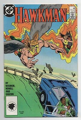 DC Comics Hawkman #15 Copper Age