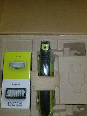 Phillips Norelco OneBlade Shaver QP2520/70 New
