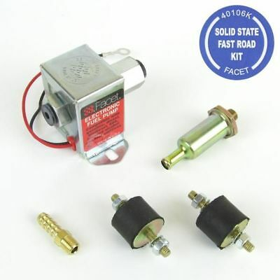"Kit Facet ""Fast Road"" pompe à essence électrique (12V)"