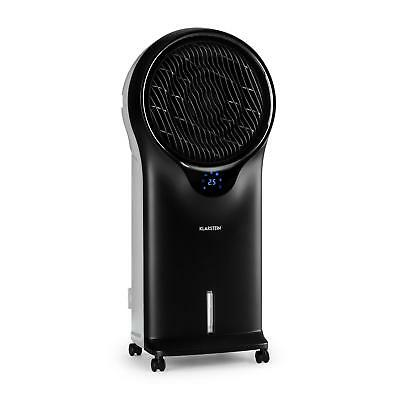 Air Cooler Fan Conditioning Humidifier 3 Ventilation Modes Timer Black Remote