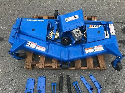 """New Holland 914A Mower Deck 60"""" Side Discharge 716417026"""
