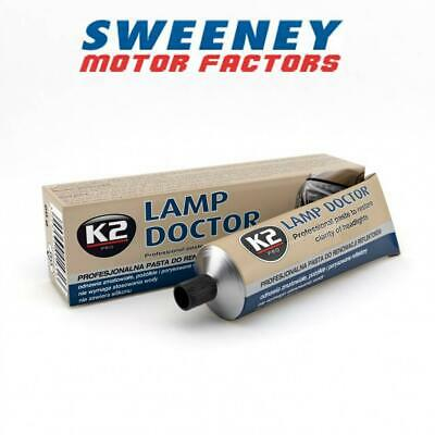 K2 Pro LAMP DOCTOR CLEANER RESTORES & POLISH YELLOWED SCRATCHED HEADLIGHT LENSES