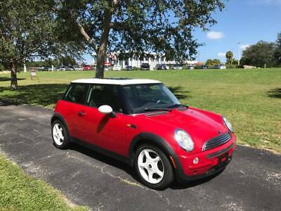 2002 Mini Cooper BASE 2002 MINI Cooper 2dr Hatchback (PLEASE ONLY BID IF YOU HAVE THE MONEY)