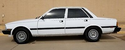1982 Peugeot 505 Turbo S Only 70,000 original miles, Runs and drives like new -ONE OF A KIND-