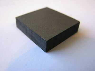 """Pyrolytic Graphite Block Roughly 1"""" x 1"""" x Slightly More Than 1/4"""" Thick"""