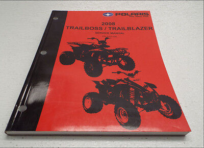 polaris trail boss 1985 factory service repair manual