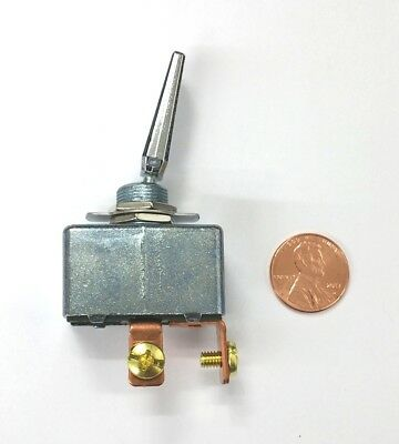 NEW SPST ON - OFF 50A 12V DC, High Current Automotive Toggle Switch