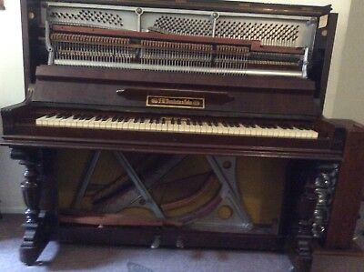 Upright PianoDonheim and Sohn grand piano