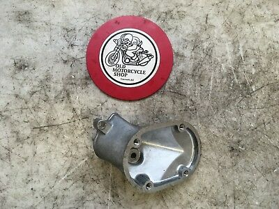 1989 Suzuki Gsx-R 1100 K Oil Pick Up Strainer Cover Oem