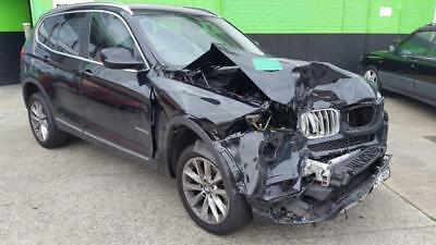 2012 Bmw X3.  F25 Xdrive 30D.  Damaged Vehicle, Selling Complete