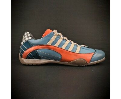 Chaussures GULF Racing bleu clair pour homme