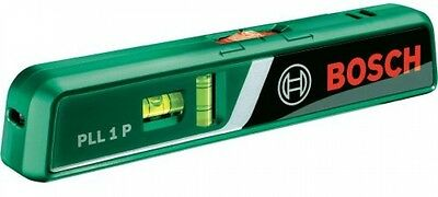 Bosch PLL 1-P Laser Spirit Level DIY Tool UK POST FREE