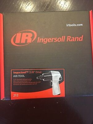 "Ingersoll Rand 212 3/8"" Super Duty Air Impact Wrench"