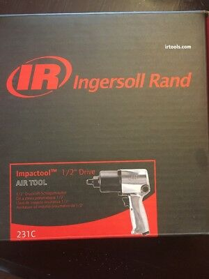 Ingersoll Rand 231C Super-Duty Air Impact Wrench 1/2 Inch