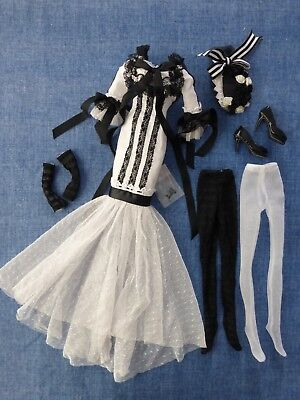 Only By Moonlight Outfit - Tonner - Wilde Imagination Evangeline Ghastly Doll