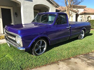 1970 Chevrolet C-10  Lowered 1970 chevy C-10