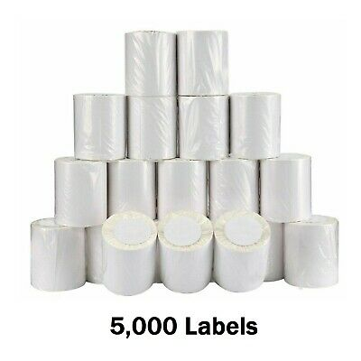 20 Roll 4x6 Direct Thermal Labels 250/Roll For Zebra 2844 Eltron ZP450 ZP500