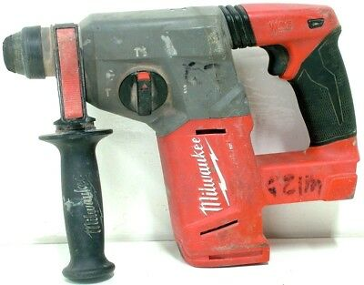 Milwaukee 18V Li-ion Cordless Brushless 26mm SDS Plus Rotary Hammer Drill M18CH