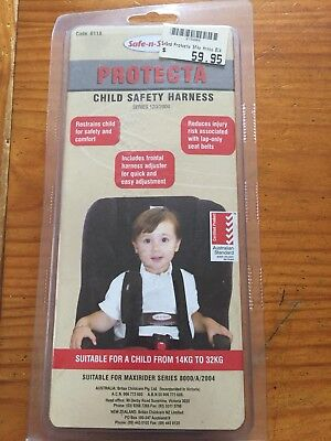 Protecta Child Safety Harness 14-32kg