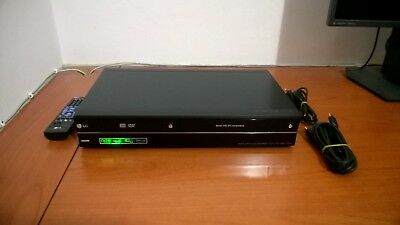 Lg COMBO DVD RW / VCR /DVB / HDMI OUT/ DIVX Player - FULL HD