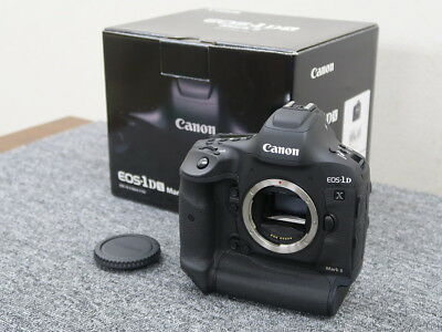 Canon EOS 1DX Mark II Camera body Good Working Free Shipping Tracking Number