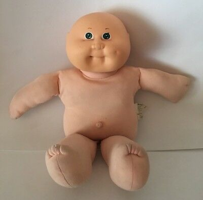 Cabbage Patch Doll Bald 1982 Coleco