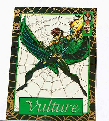 Spider-Man Suspended Animation Limited Edition Subset VULTURE 1994 # 8 of 12 VG