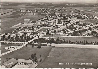 Germany (W) - Madavarapu Settlement, Muhldorf (Post Card) 1960's