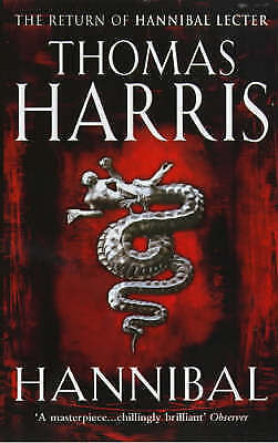 Hannibal: (Hannibal Lecter), Harris, Thomas, Very Good Book