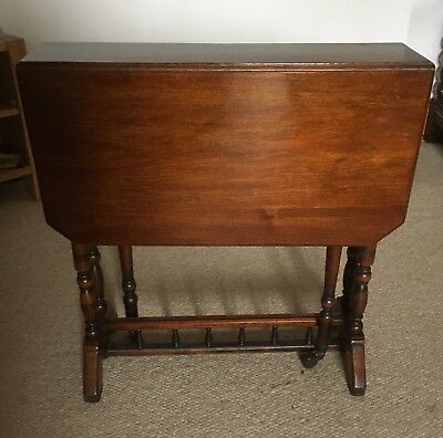 Victorian Sutherland Style Drop Leaf Table