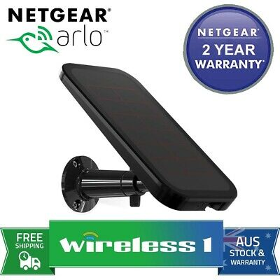 Netgear VMA4600 Arlo Solar Panel for Arlo Pro/Pro 2/Go Wire-free Cameras with Ad
