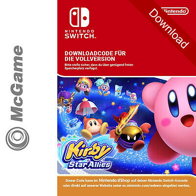 Kirby Star Allies Key | Nintendo Switch eShop Code Download Nintendo Goldpunkte