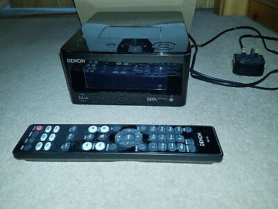 Denon Ceol Piccolo DRA-N5 Network Receiver. Airplay, Spotify. Excellent cond.