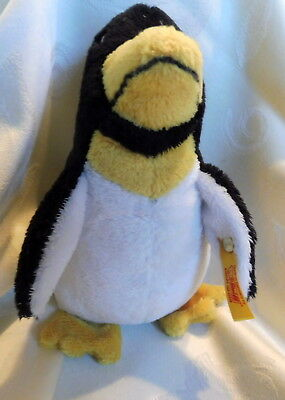 Steiff Pinguin  673375 Made in Germany ca. 15 cm hoch