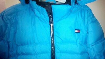 Boys winter Tommy Hilfiger Coat/jacket/ age 10  excellent condition