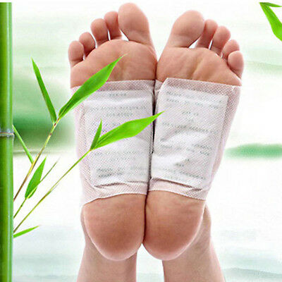 Detox Foot Pads Patch Detoxify Toxins Adhesive Keeping Health Care High quality