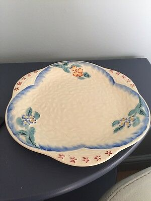 James Kent Ltd Made In England Plate Beautiful Finishing Touch Flowers
