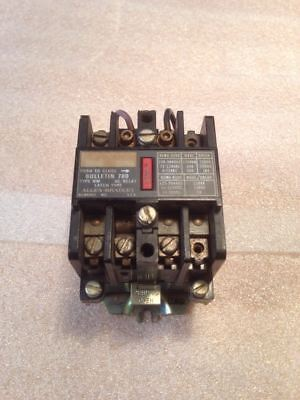 Allen Bradley Latch Type AC Relay 700-NM600A1