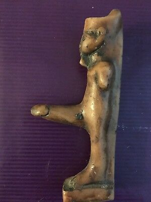 rare ancient egyptian amun-re-kamutef ( middle kingdom )