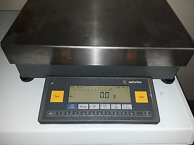 sartorius FBG34EDE fairly used in good working condition
