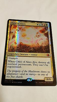 1x FOIL CHILD OF ALARA - Rare - From the Vault - MTG - NM - Magic The Gathering