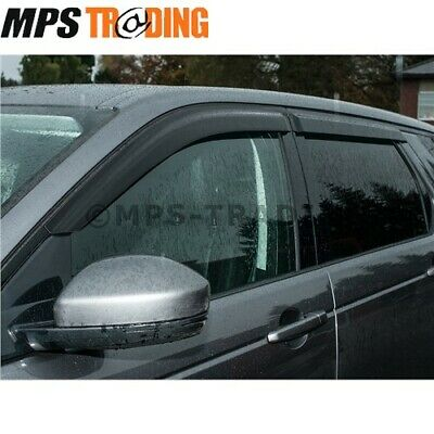 Land Rover Discovery Sport Front & Rear Wind Deflector Set - Da6079