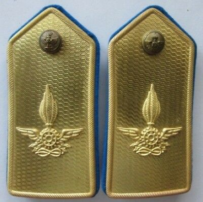 Original WWII Fascist Italian Army Shoulder Boards for the Motor Vehicles Corps