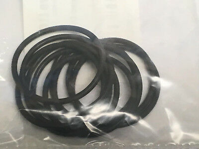 "Viton O-ring V75 -022  10 pack      1 1/8"" OD x 1"" ID"