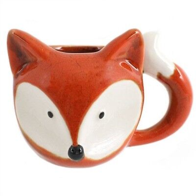 FOX face Woodland Animal 3D MUG