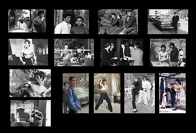 Bruce Lee - Collection - 14 Photo Format 10 X 15 Neuf